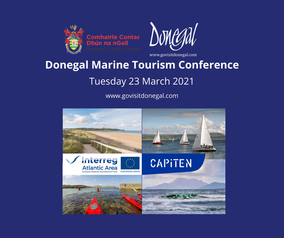Virtual Donegal Marine Tourism Conference 2021