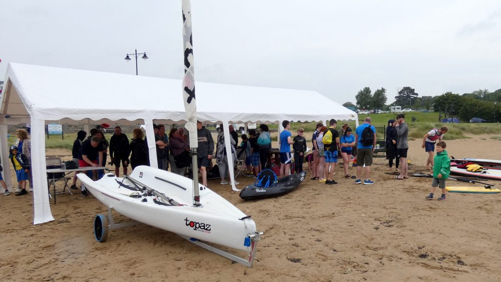 Rathmullan Watersports for All Event 2019